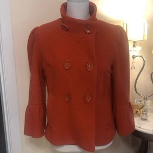 Orange BB Dakota lightweight jacket. Worn 1 time.